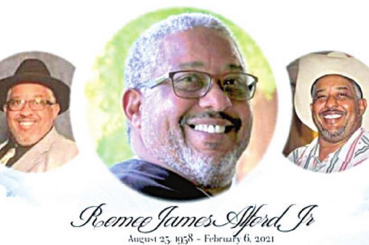 Romeo James Alford, Jr