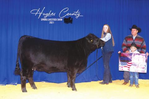 Hughes County Spring Livestock Show