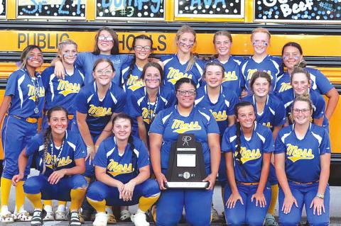Moss Lady Pirates Earn Spot as State Runner-Up