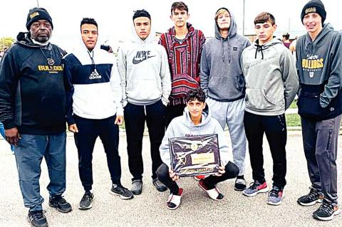 Calvin Cross-Country team heads to state