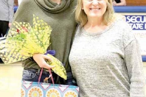 Holdenville Seniors honored
