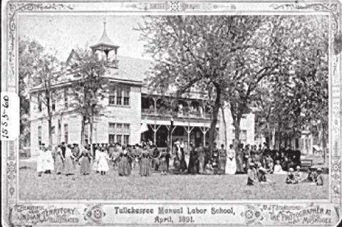 Did the Five Tribes Educate Their Freed Slaves? Freedmen Schools