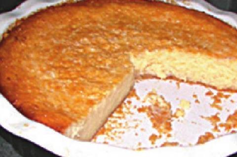 Irish Potato Pie
