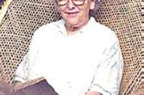 Service held for Edna Cooper