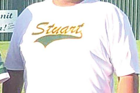 Stuart's Chance Chapman named Coach of the Year