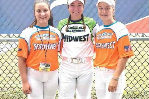 Stuart Lady Hornet Trio Selected for 2019 USSSA Fastpitch All-American Teams