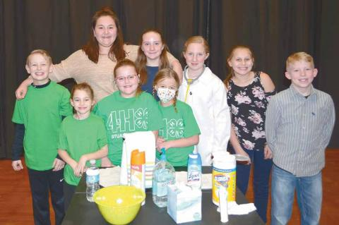 4-H Share-the-Fun Winners Announced