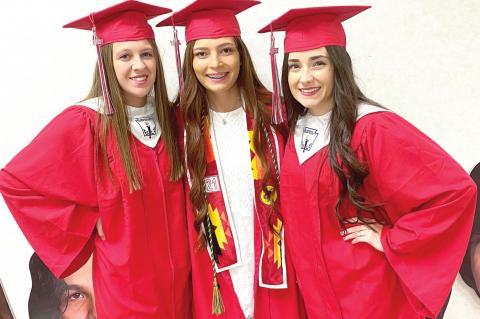 County graduations held