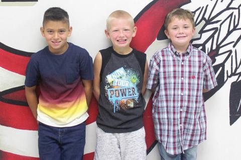2021 Wetumka 1st Graders