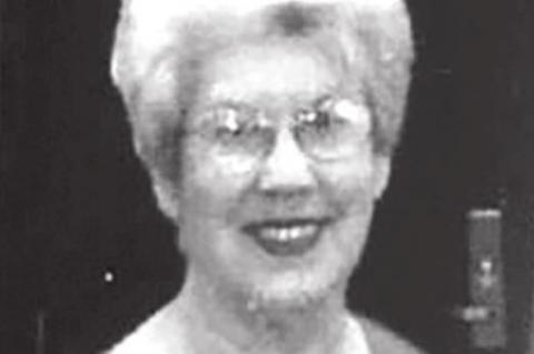 Our Sympathies extended to the families of...Esther Sue Edwards