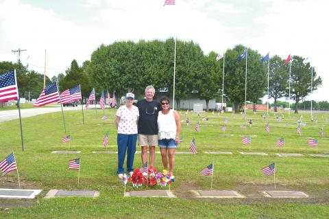 Hughes County remembers our heroes