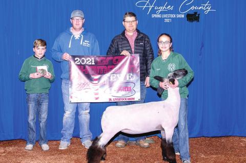 Hughes County Livestock Show