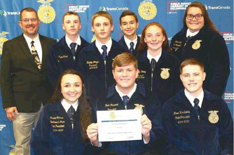"""Stuart FFA Officers Ask, """"What's Next?"""""""