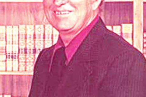 Service held for Rev. Kenneth L. VanMeter