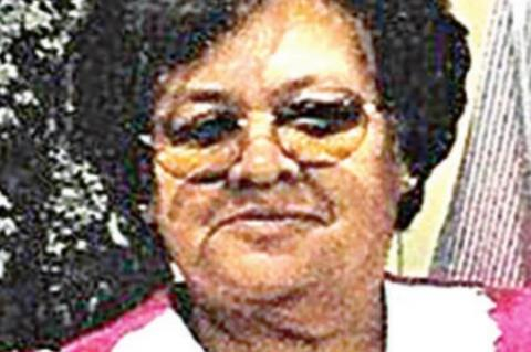 Service held for Patsy Cook