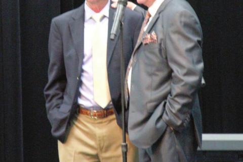 Woody Williamson Memorial Singing highlights