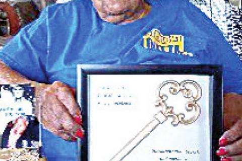 Marguerite French to turn 104