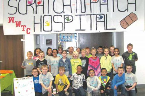WWTC hosts Scratch 'n Patch Hospital
