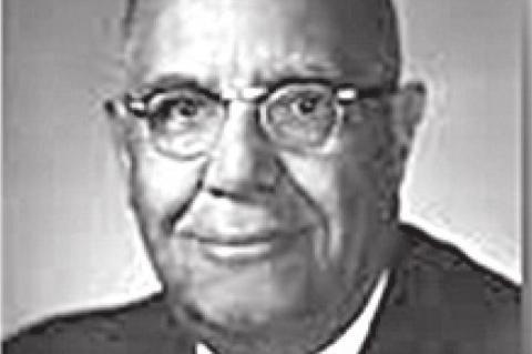 Amos T. Hall (1896-1971)