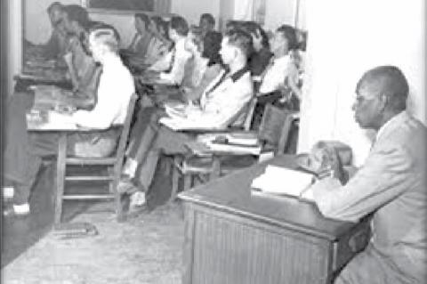 George W. McLAURIN v. OKLAHOMA STATE REGENTS (1950
