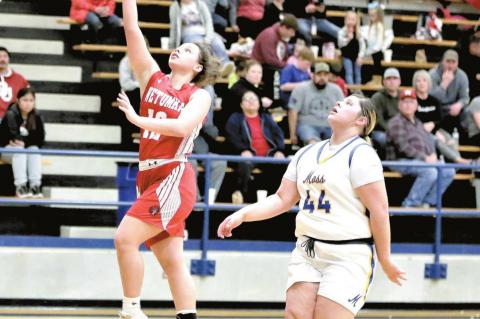 Wetumka ~ Moss Basketball Highlights