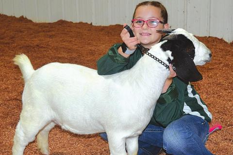 Hughes County Fair Winners Announced