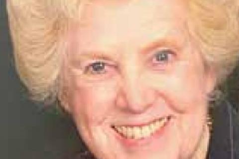 Fern Leewright passes away