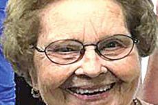 Service held for Ada Faye Mills