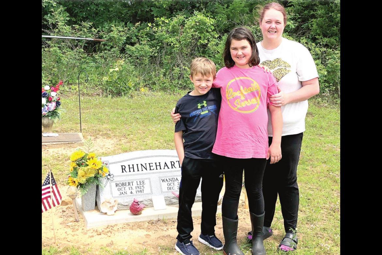 Memorial Day across Hughes County