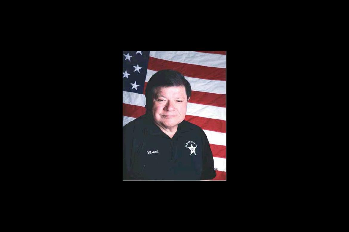 Service held for former Sheriff Houston Yeager