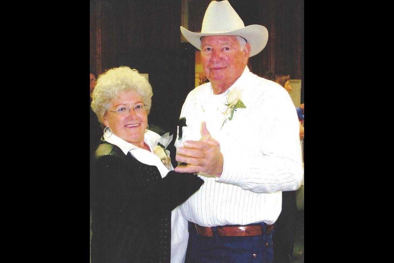 Charles & Marlene Gann Celebrate 60th Wedding Anniversary