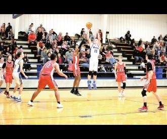 Wetumka ~ Moss Basketball Highlights